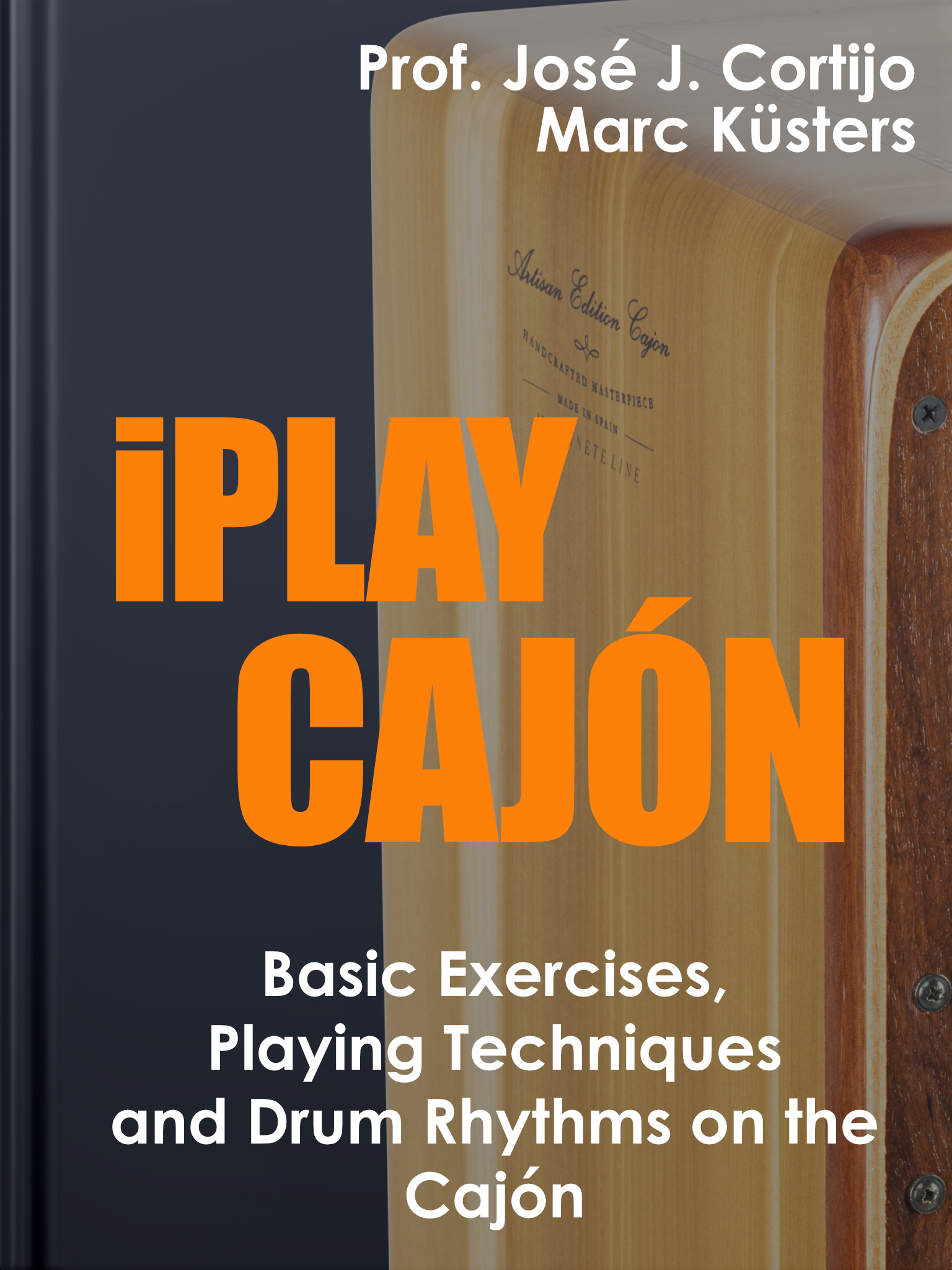 <b>E-Book iPlay Cajón - Win / Android</b>